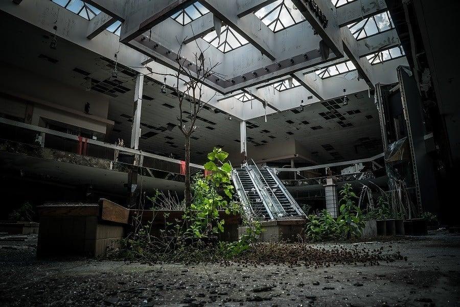 Rolling Acres Mall Akron Ohio