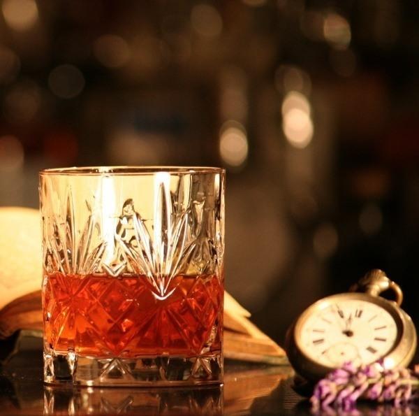 Sazerac Mardi Gras Cocktails
