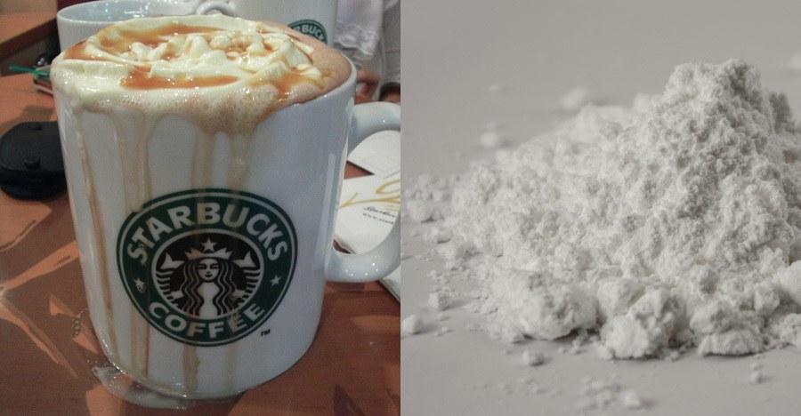 Starbucks Nutrition Facts Sugar