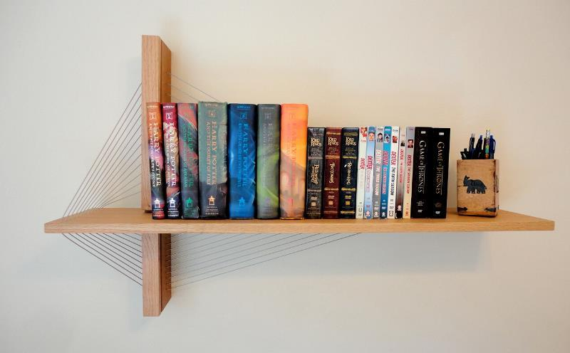 Suspension Shelf