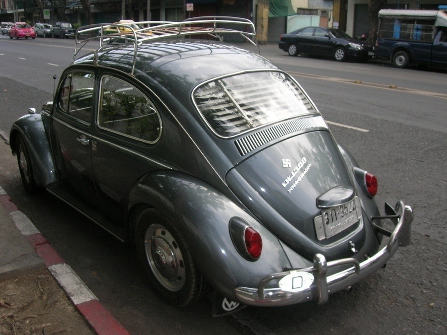 Swastika Vw Bug