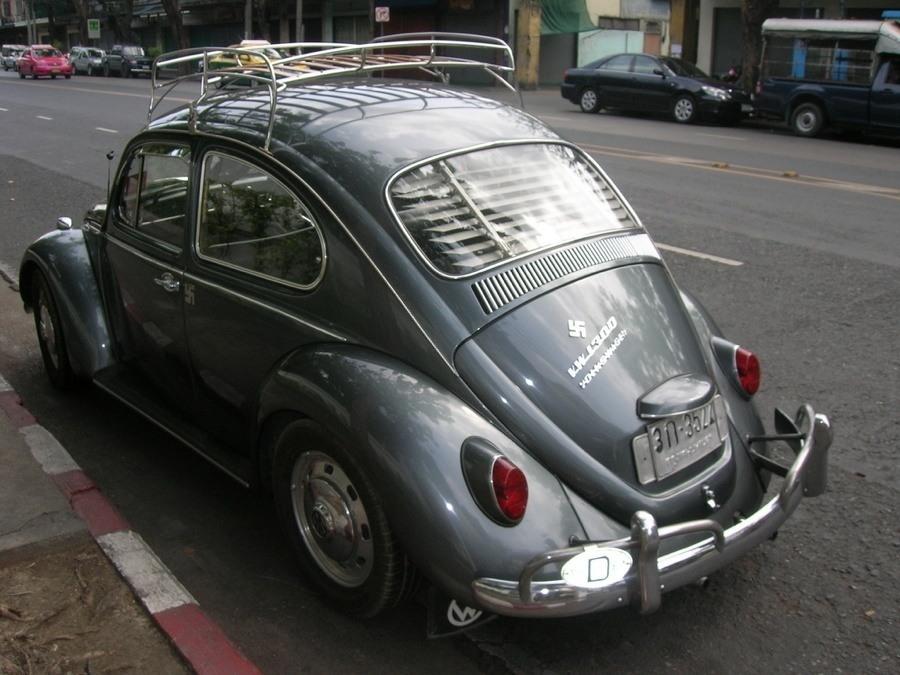 Swastika Vw Bug