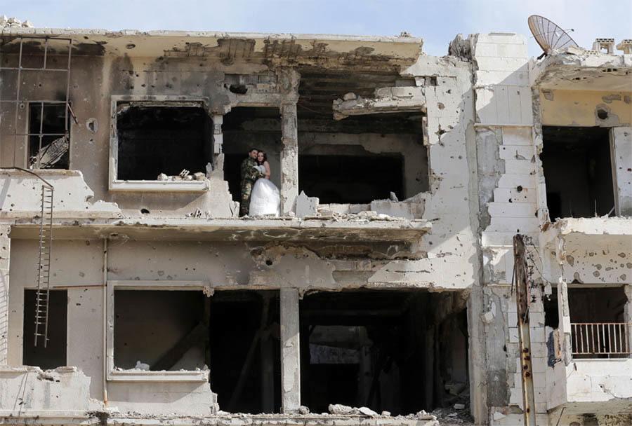 Syria Wedding