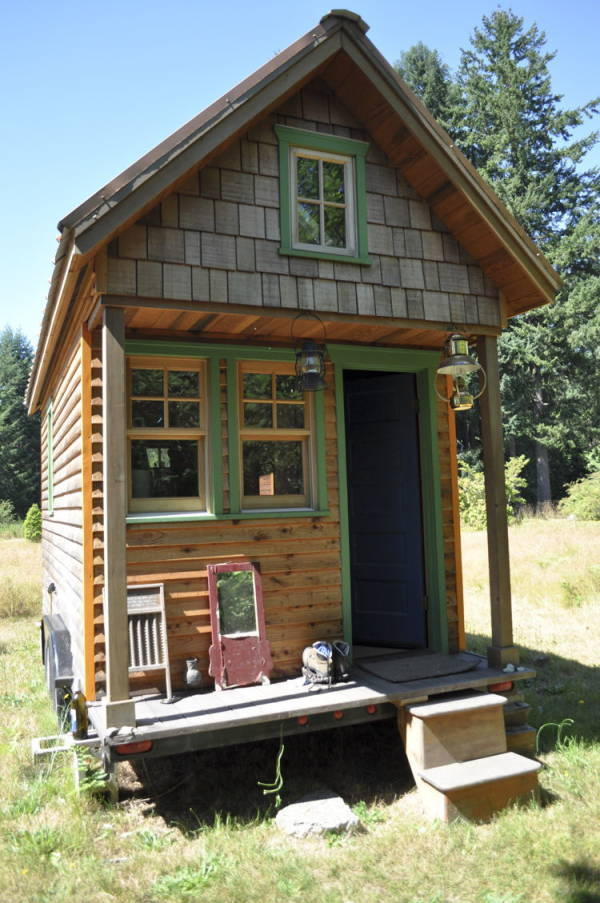Tiny Houses Simple Living