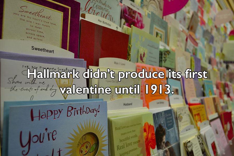 History Of Hallmark Cards