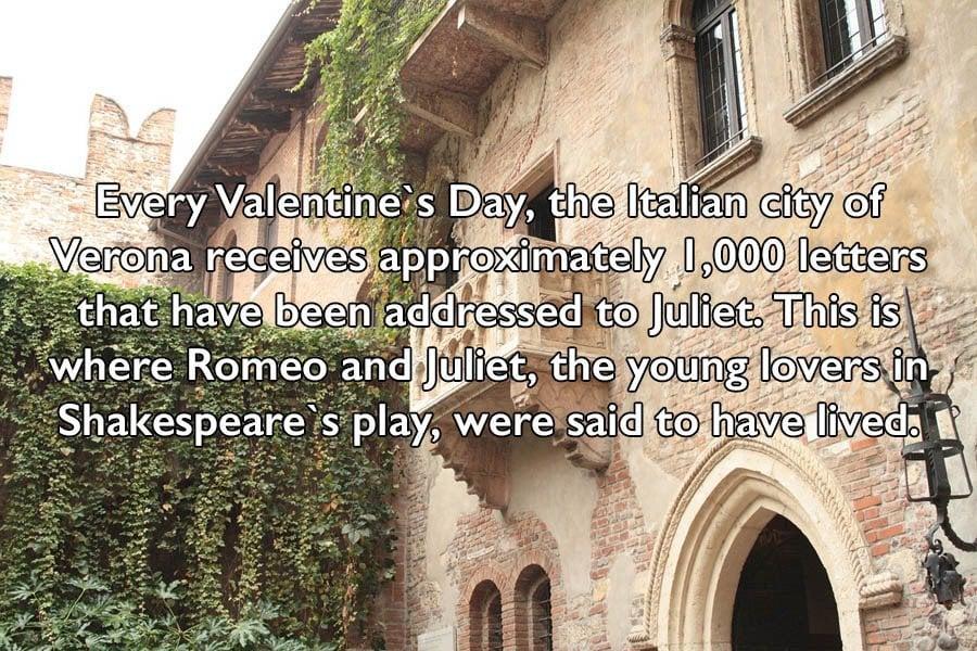 Juliet Of Verona Letters