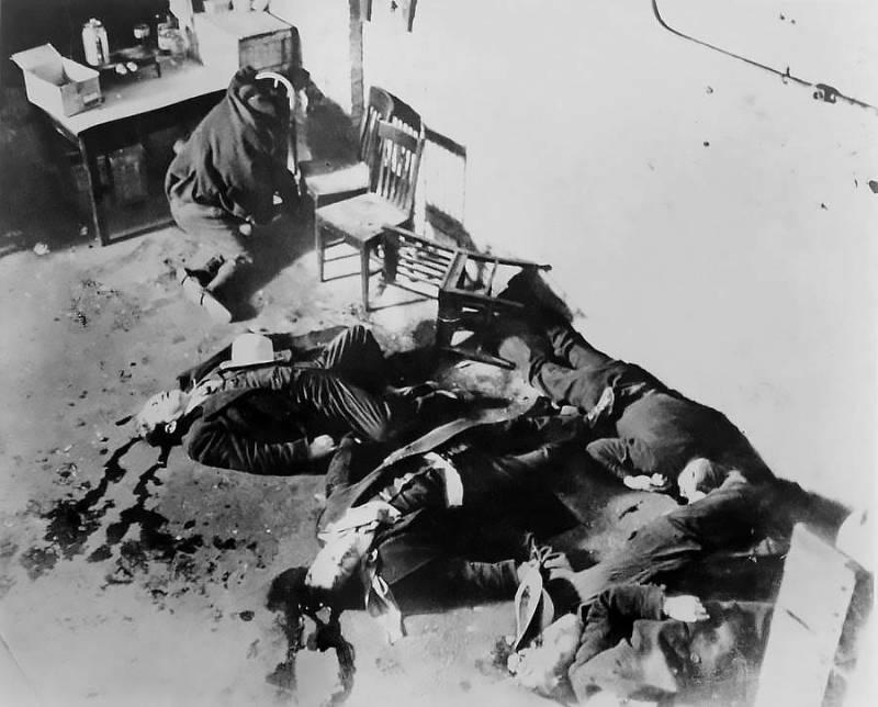 Valentines Day Massacre