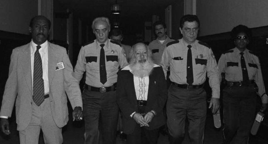 1980s Mafia Harry Hunchback