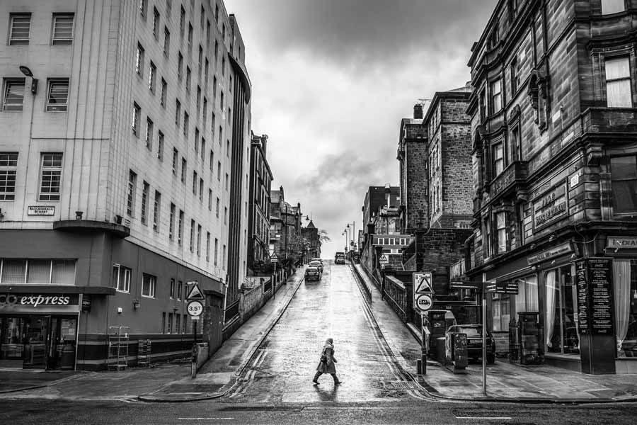 Best Street Photography Glasgow Scotland