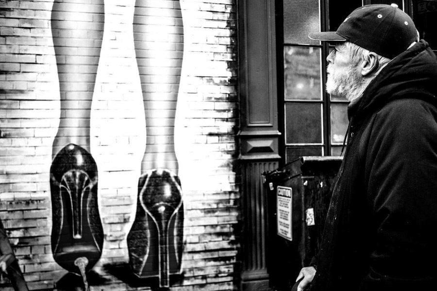 Best Street Photography Leg Up