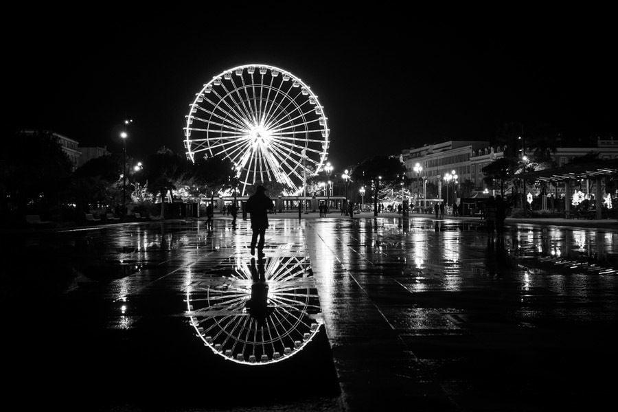 Best Street Photography Ferris Wheel