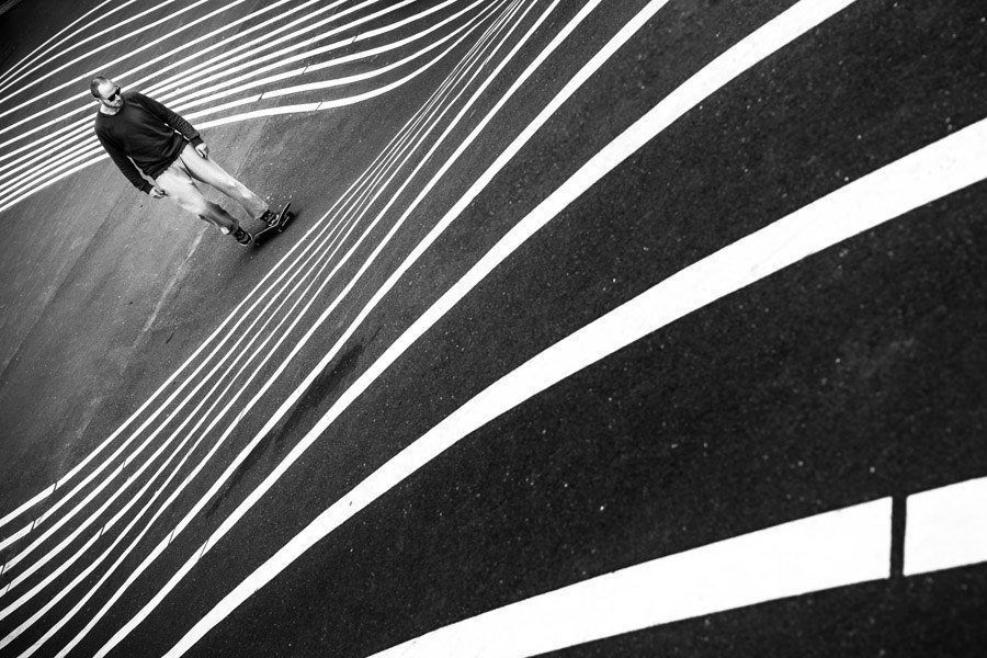 Best Street Photography Skate Lines