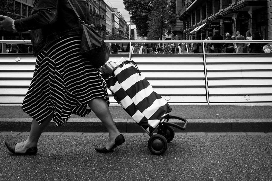 Best Street Photography Stripes