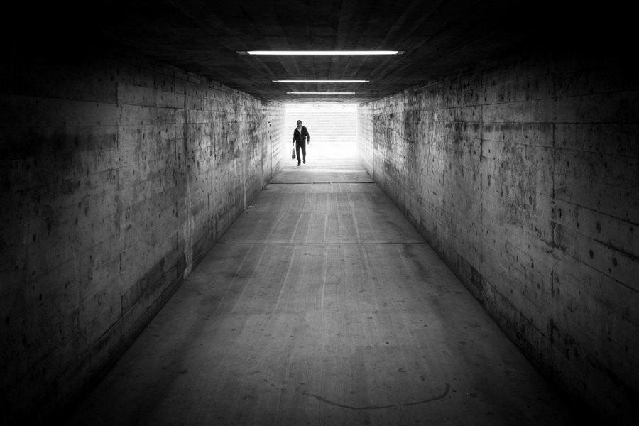 Best Street Photography Tunnel