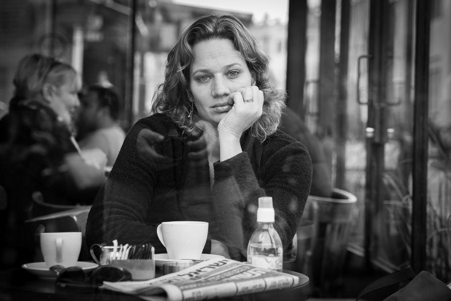 Best Street Photography Window Woman