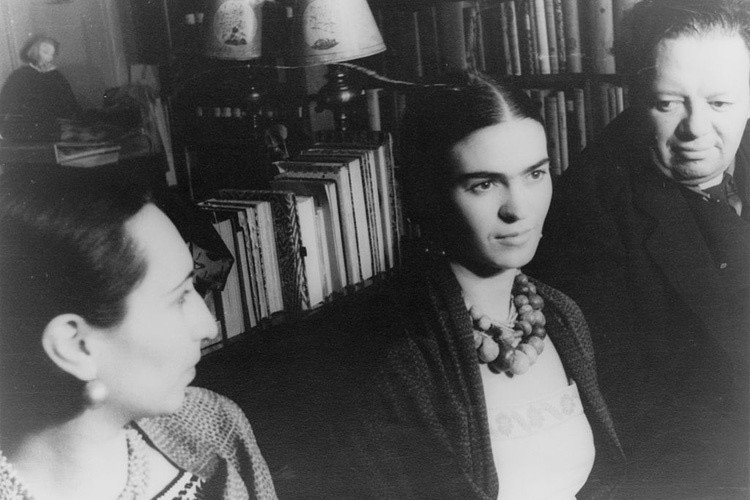 Frida Kahlo Life Diego Malu