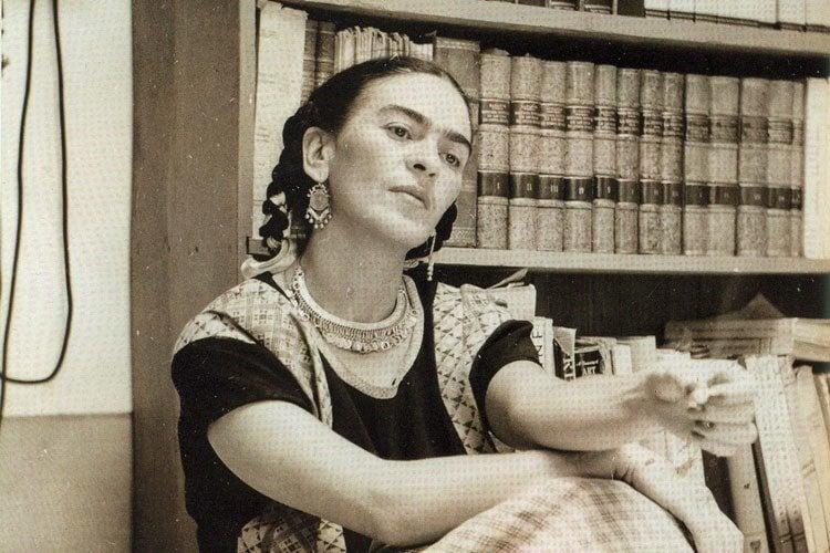 Frida Kahlo Life Apron