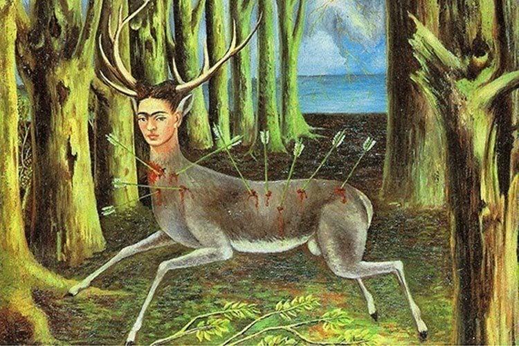 Frida Kahlo Life Poor Little Deer