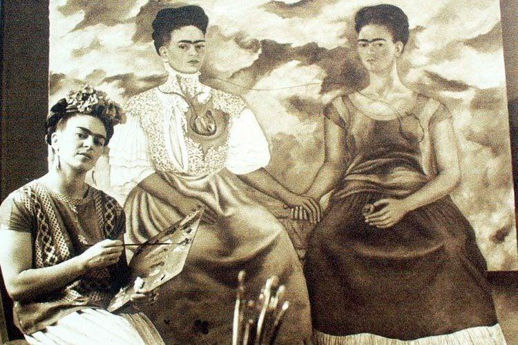 Frida Kahlo Life Self Portraits