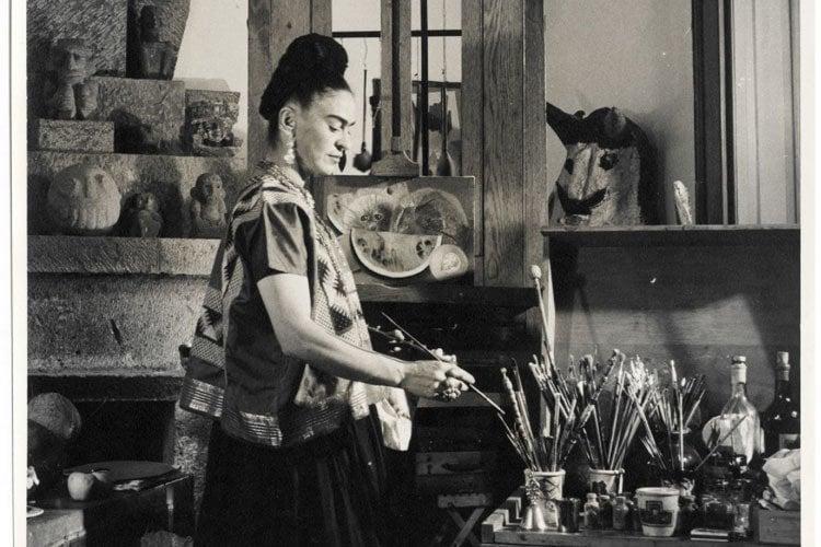 Frida Kahlo Life Studio