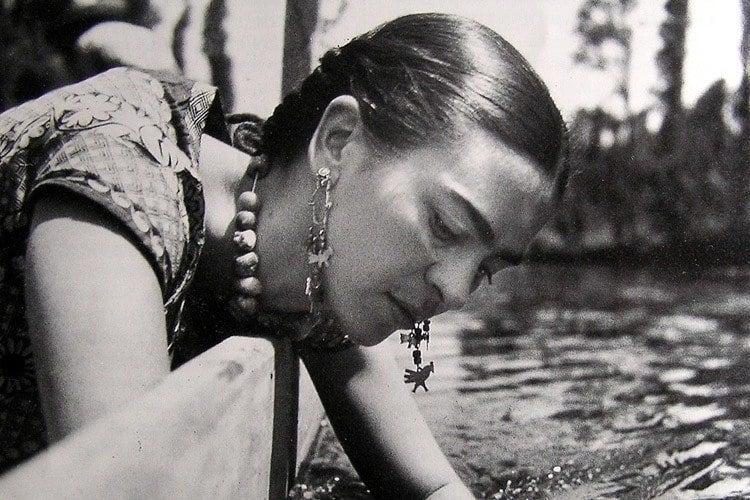 Frida Kahlo Life Water