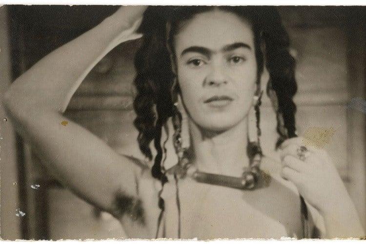 Frida Kahlo Life Wild Hair