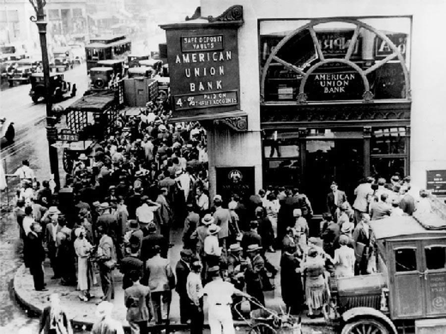 Great Depression Photos American Union