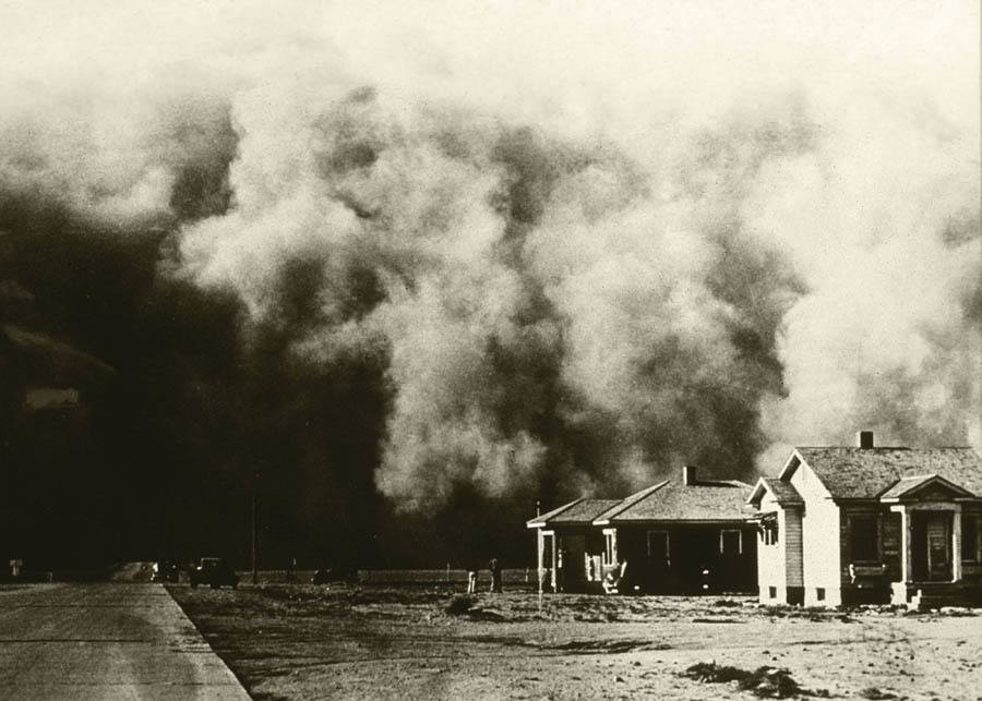 Great Depression Photos Dust Bowl