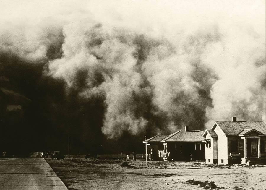 Great Depression Photos Dust Bowl