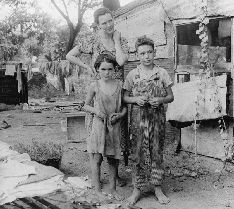 Great Depression Photos Elm Grove