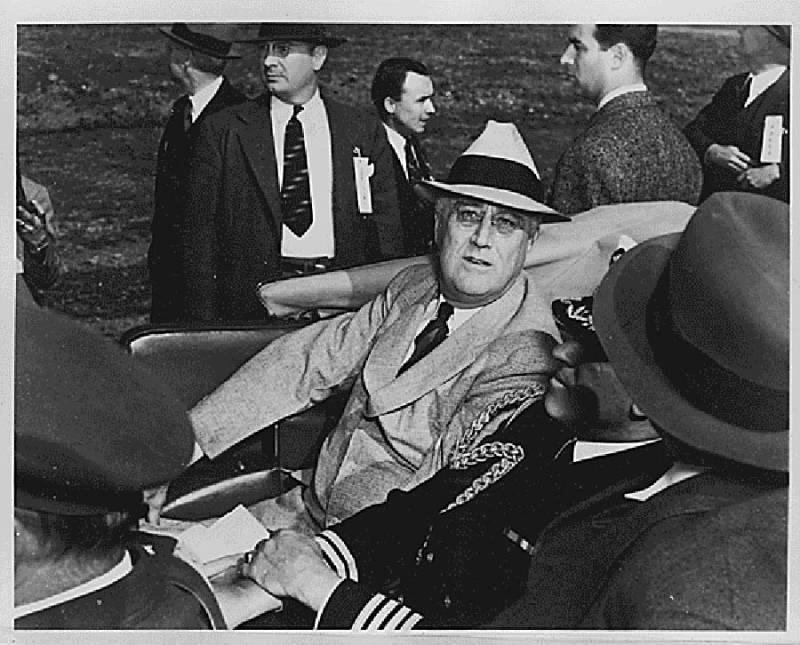 Great Depression Photos Roosevelt