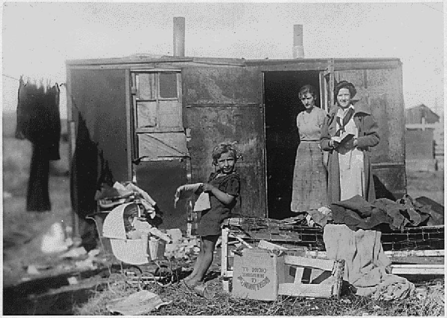 Great Depression Photos Nurses