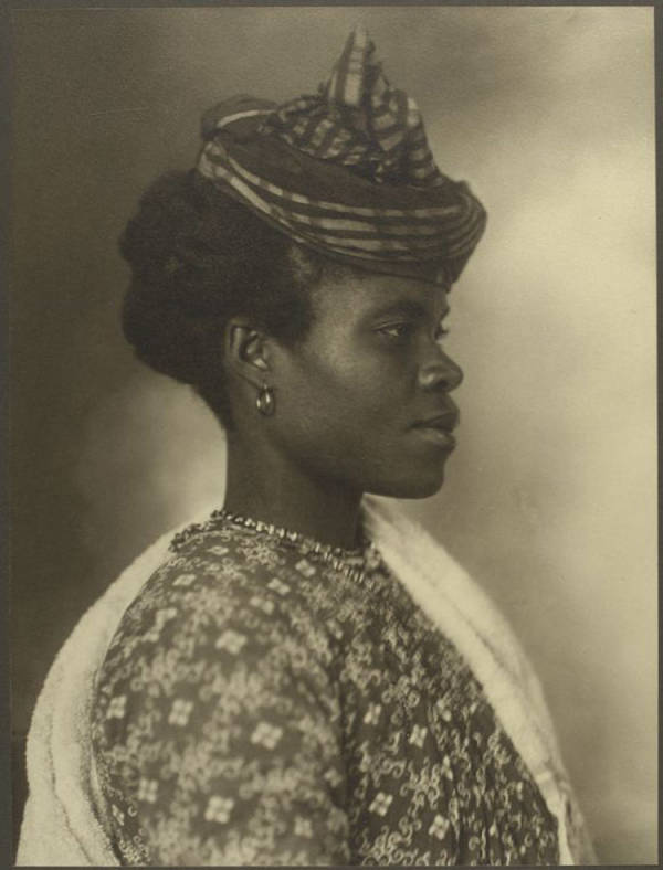 Guadeloupean Woman