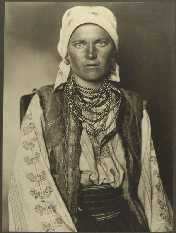 Ruthenian Woman