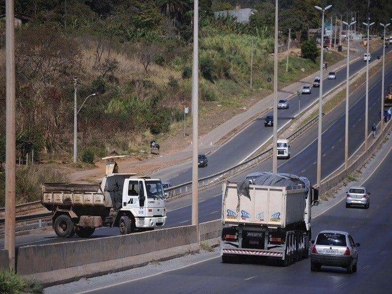 Accident Br116 Death Highway Brazil