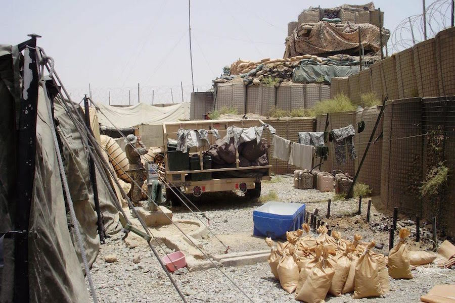 Afghanistan Outpost