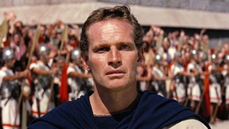 Ben Hur 1959 Remake
