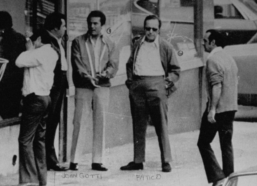 Bergin Hunt And Fish Club 1980s NYC Mafia