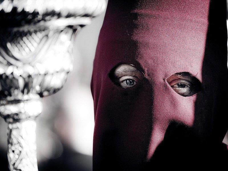 Capirote Closeup