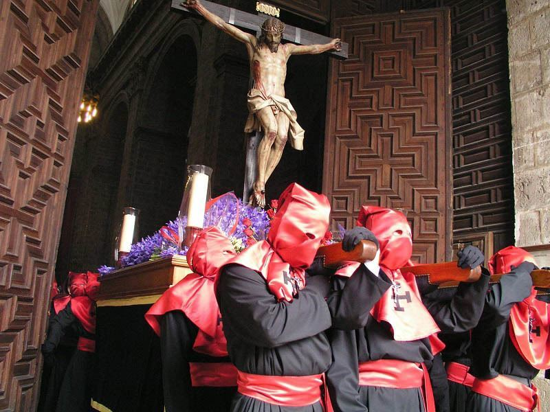 Semana Santa Catholic Tradition