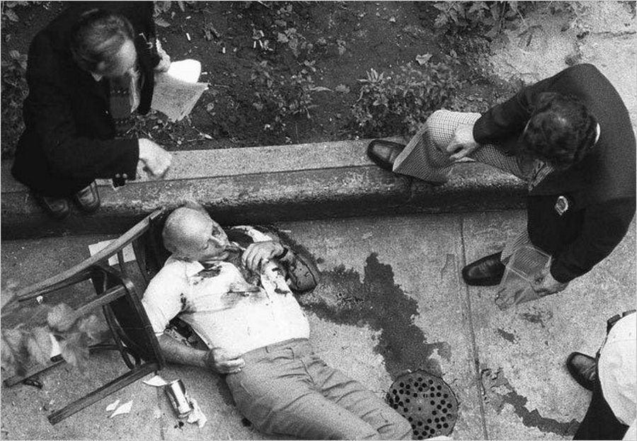 Carmine Galante Murder Scene