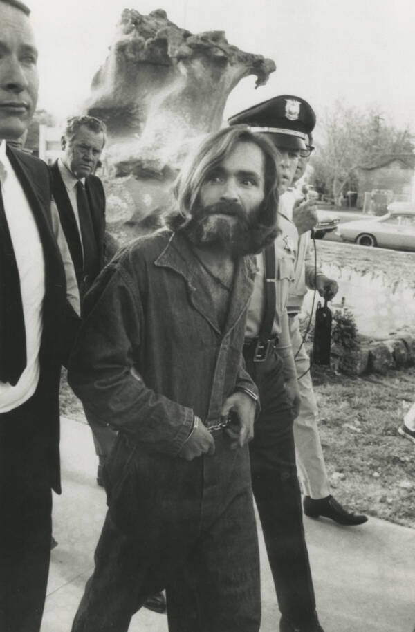 Charles Manson Heading To Trial