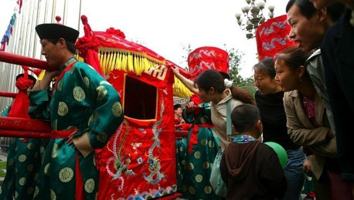 China Bridal Carriage