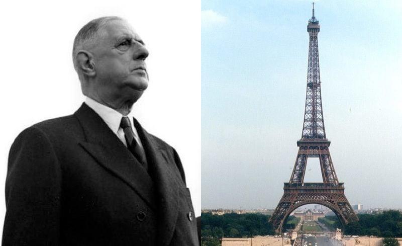 De Gaulle Tower