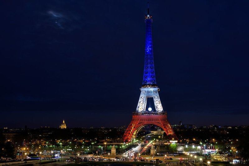 Eiffel Tower Facts France