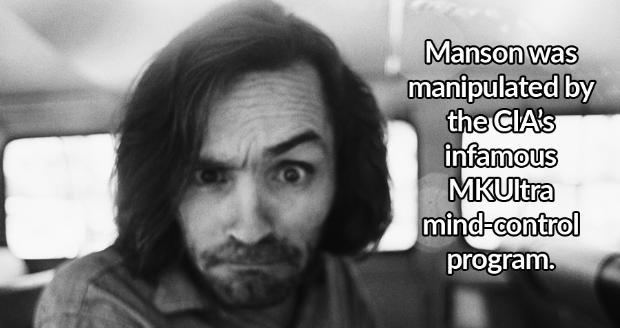 Charles Manson Facts: The Shocking History Of The Notorious Killer