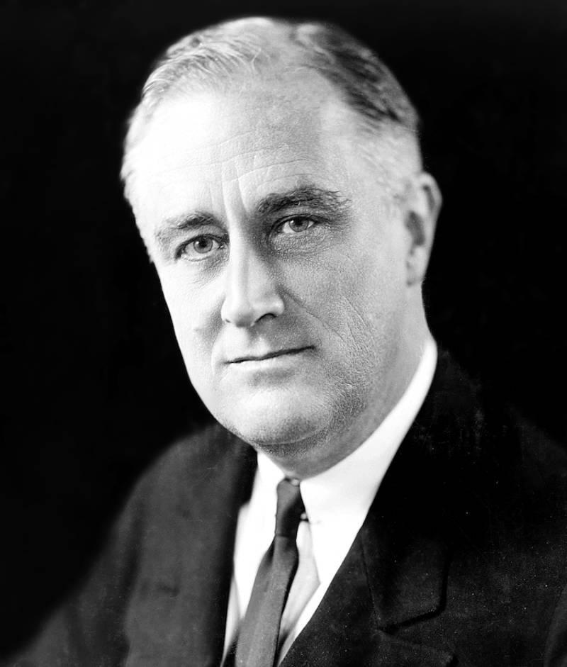 Franklin Roosevelt Aging