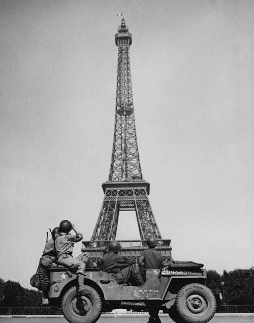 French Flag World War Ii