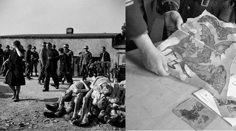 Germans Seeing Buchenwald