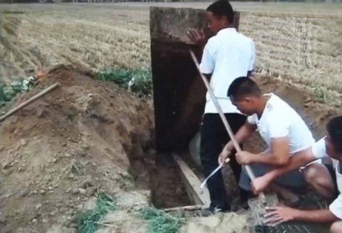 Grave Robbery
